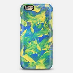 """""""UNDERWATER"""" phone case. Available for different types of phones."""