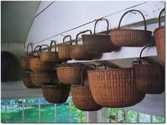 More baskets. A must have.