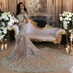 I found some amazing stuff, open it to learn more! Don't wait:https://m.dhgate.com/product/luxury-sparkly-2017-wedding-dress-sexy-sheer/396388442.html