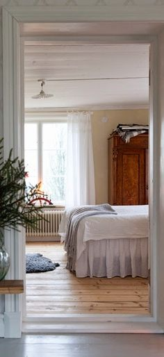 Paulina & jag: Tapetplanerar mitt i julstöket...