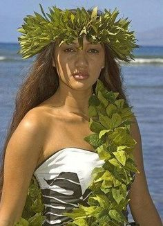 Hawaiian Girl