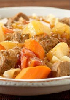 Irish Beef Stew Recipe – This version of the classic is not only satisfying but can be part of your healthy eating plan.