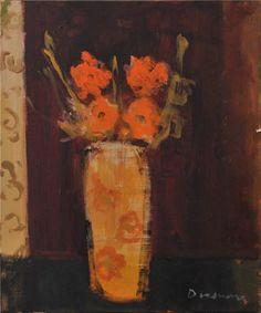 Stephen  Dinsmore Four Flowers