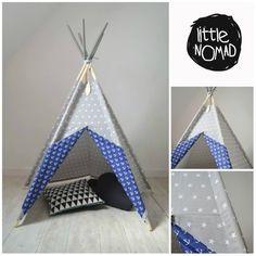 Jeux de fête, Tipi Little Nomad est une création orginale de LittleNOMAD sur DaWanda