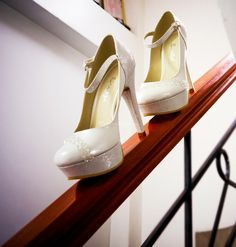 8 tendencias de zapatos de novia 2015