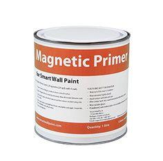 Peinture Tableau Magnetique 3m2 - Mi-Gris