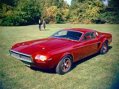Mach 1 Ford 1965