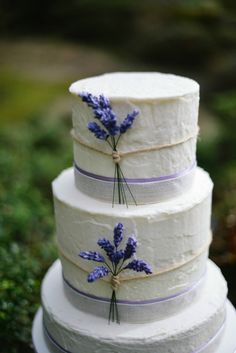 Buttercream Wedding