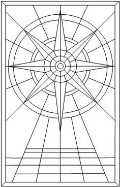 Image result for large mariners compass in concrete