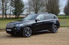 BMW X5 M50D M50D 3.0 AUTO 5dr