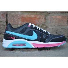 Buty sportowe Nike Air Max Lunar Black Numer katalogowy: 443915-002