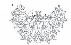 How to tie a butterfly hook Crochet Diagram, Freeform Crochet, Crochet Chart, Thread Crochet, Crochet Motif, Irish Crochet, Crochet Doilies, Crochet Flowers, Crochet Stitches