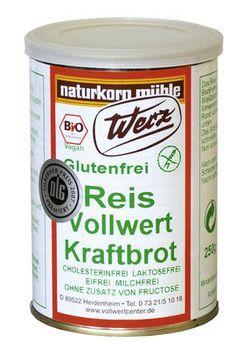 Reis Vollwert Kraftbrot 6 x 250 g Set