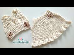 Crochet Videos, Top Cropped, Crochet Baby, Knitted Hats, Winter Hats, Crop Tops, Knitting, Handmade, Crocheting
