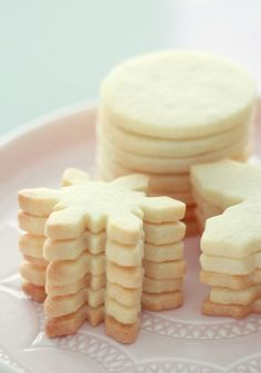 Almond Hazelnut Cut-Out Cookies Sweetopia ♛Boutique Chic♛