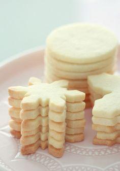 Almond Hazelnut Cut-Out Cookies Sweetopia