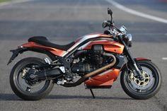Moto Guzzi Griso Millepercento BB1