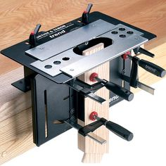 Trend® Mortise & Tenon Jig - Rockler.com Woodworking Tools $374.99