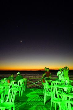 Anoitecer na praia do jacaré by lubasi, via Flickr