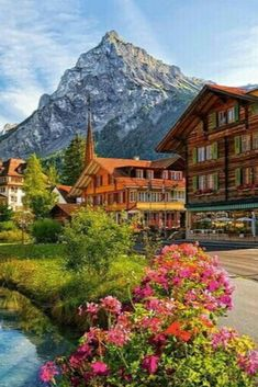 Kandersteg Switzerland - Travel tips - Travel tour - travel ideas Beautiful Places To Travel, Wonderful Places, Beautiful World, Places Around The World, Travel Around The World, Places In Switzerland, Nature Landscape, Holiday Resort, Zermatt