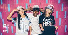 """New Era bringt euch mit der neuen """"Miami Vibe"""" Kollektion ein Stück Florida nach Hause. Mit verschiedensten Floral-Prints sorgen die Headwear und Apparel für Urlaubsstimmung auf den Straßen.  Die neue New Era """"Miami Vibe"""" Kollektion gibt es jetzt im SNIPES Onlineshop sowie in ausgewählten SNIPES Stores.  #snipes #newera #snipesknows #streetwear"""