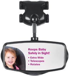 Lindam - Espejo retrovisor para vigilancia del bebé