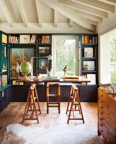 Una casa en el bosque · ElMueble.com · Casas