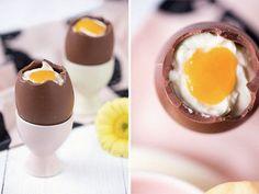 Rezept: Fruchtiges Löffelei selber machen / recipe: selfmade spoon-egg via DaWanda.com