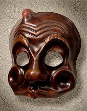 Arlecchino Mask.