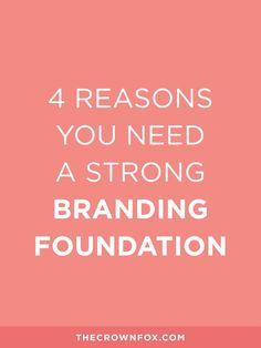 "TheCrownFox   <a href="""" rel=""nofollow"" target=""_blank""></a>Branding + Design   Branding Foundation"