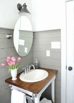 Bathroom Sink Beautiful view