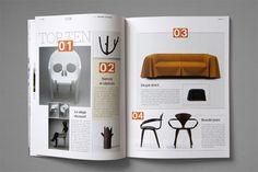 DADI Magazine spread by Nicolas Zentner