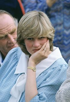 Princess Diana Watching Polo In The New Forest. She Is Pregnant With Her First Baby, Prince William. Get premium, high resolution news photos at Getty Images Princess Of Wales, Princess Charlotte, My Princess, Lady Diana Spencer, Royal Family Portrait, Princess Diana Pictures, Princes Diana, Pregnancy Stages, Diane