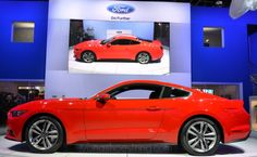 Heart and Soul of Ford for 50 Years : 2015 Ford Mustang