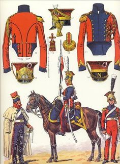 Best Uniform - Page 219 - Armchair General and HistoryNet >> The Best Forums in History Military Art, Military History, Empire, Marching Band Uniforms, Best Uniforms, Army Uniform, Military Uniforms, French Army, Arm Armor
