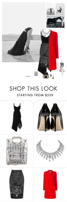 """Love song"" by katelyn999 ❤ liked on Polyvore featuring Theyskens' Theory, Jimmy Choo, Chanel and Givenchy"