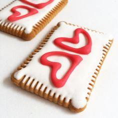 #Galletas llenas de #Amor 💕 regalar #Dulce 🍡🍡🍡 es regalar #Felicidad 😊 #Sweet #Cookies #Hearts #RoyalIcing #Glaseado #Red #Love 👍👍 Sugar, Cookies, Love, Instagram Posts, Desserts, Amor, Del Mar, Sweets, Frosting