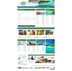 Fiba   Menu strona www, website, template, biuro podróży, travel agency Travel Agency, Malta, Website Template, Menu, Templates, Menu Board Design, Malt Beer, Stencils, Vorlage