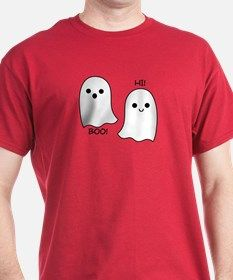 boo! hi! ghosts T-Shirt for