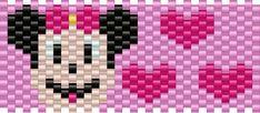minnie bead pattern