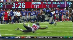 the other paper: Victor Cruz does first TD salsa dance in 12 games ...