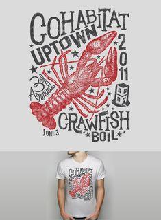 Cohabitat Uptown Crawfish Boil
