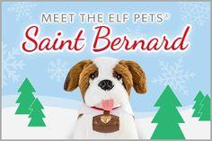 Learn All About The New Elf Pets 174 Saint Bernard Elf On