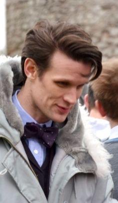 Matt Smith hairstyle - New Sites Trendy Mens Hairstyles, Chic Hairstyles, Popular Hairstyles, Haircuts For Men, Medium Hairstyles, Matt Smith Girlfriend, Matt Smith Doctor Who, Beautiful Tumblr, Slicked Back Hair