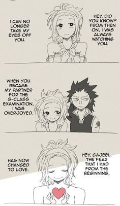 Gajeel did you know! (4/6)