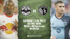 SPORTS And More: #MLS #Saturday night game #NBCSportsSoccer #NYRedB...