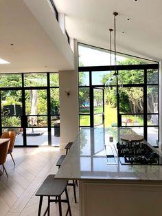 Dream Home Design, My Dream Home, Home Interior Design, Build Dream Home, Kitchen Interior, House Extension Design, Natural Home Decor, House Extensions, Küchen Design
