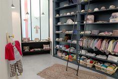 BONTON installe à PARIS son concept store consacré à l'ENFANT - architect Valérie Mazérat