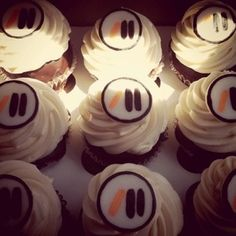 T1M Cupcakes #the1stmovement