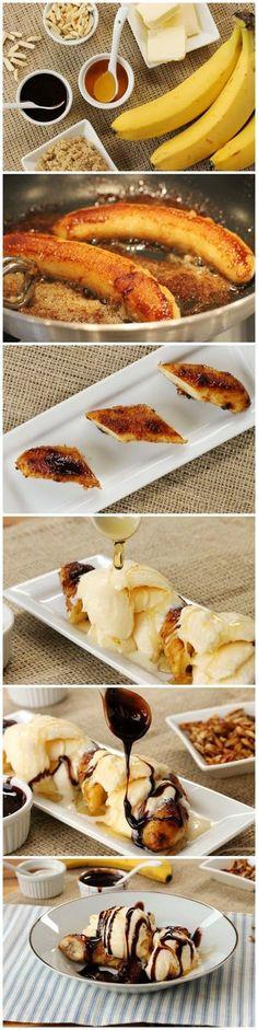 Brown Butter Banana Dessert Recipe